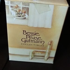Bessie Pease Gutmann Collectable 'First Step' nwb